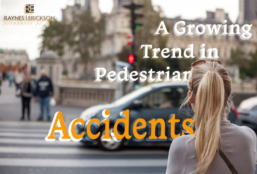 A growing trend in pedestrian accidents