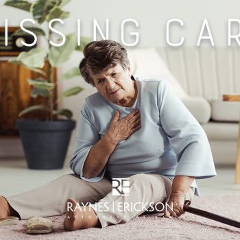 Missing Care: Not Monitoring an Elder