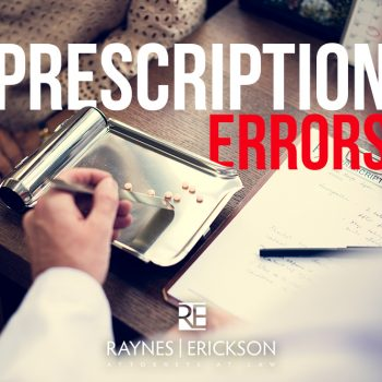 Prescription Errors Blog Cover
