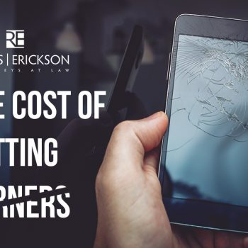 The Cost of Cutting Corners