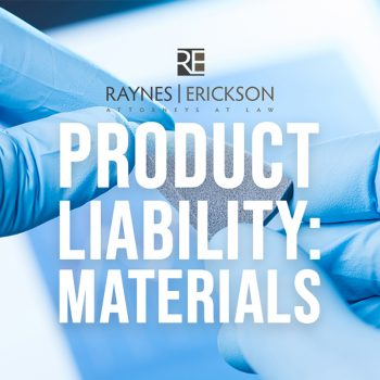 Product Liability Materials
