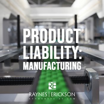 product manufacturer liability