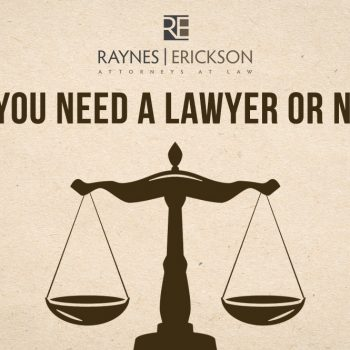 Raynes & Erickson Do I Need Or Not