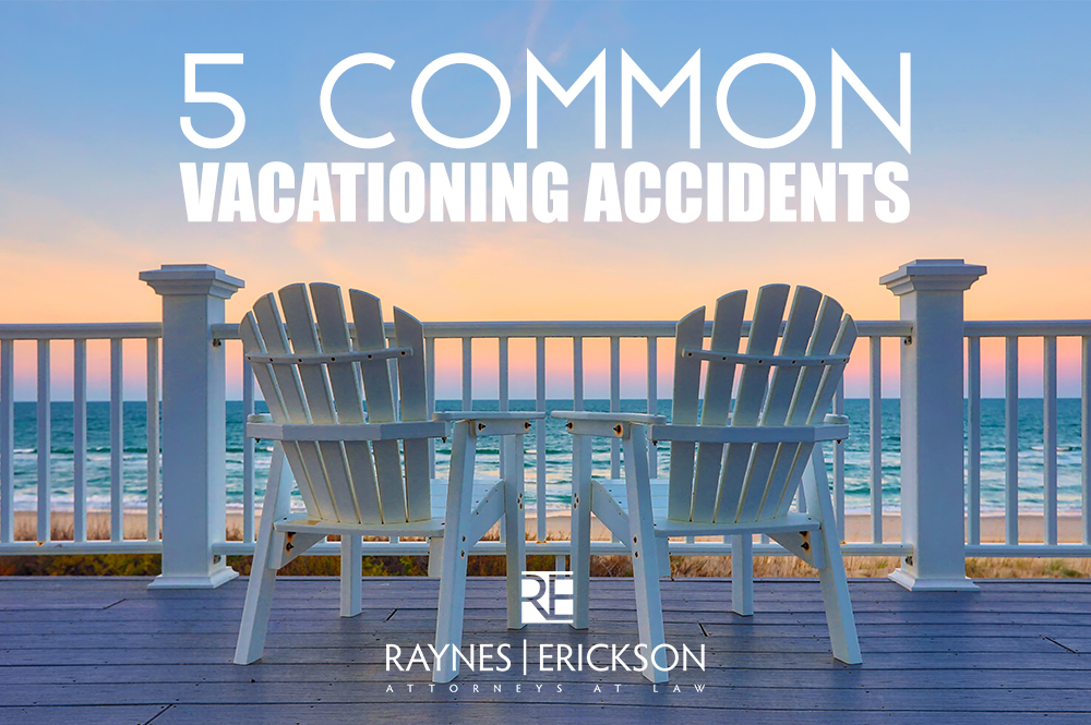 5 Common Vacationing Accidents