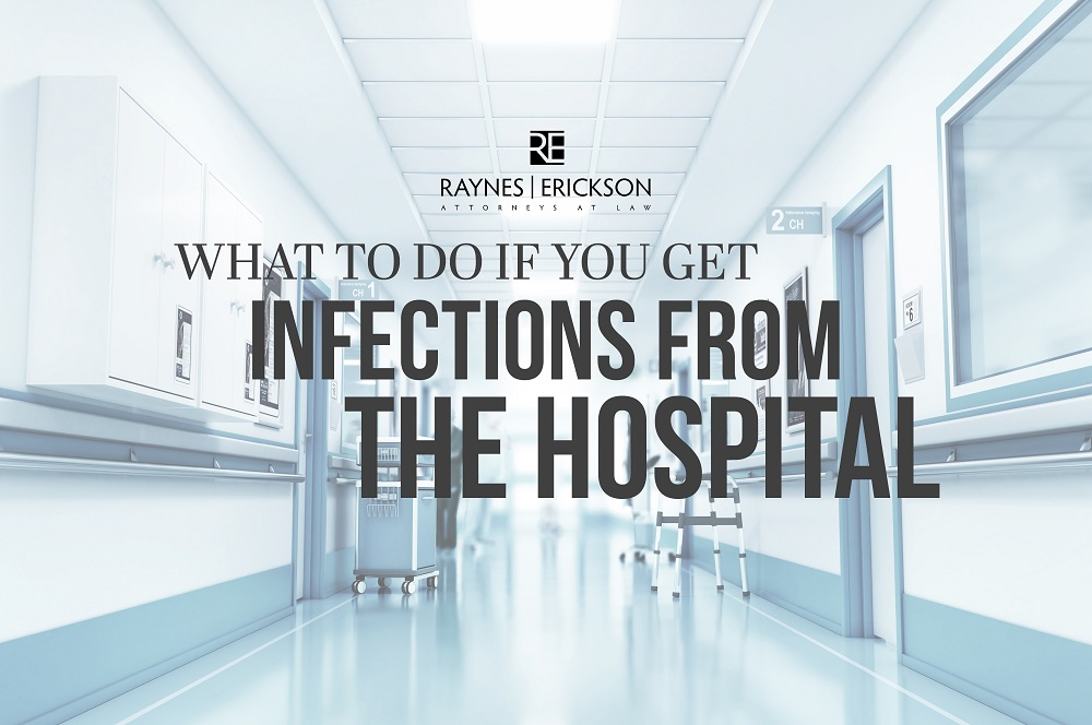 infections from the hospital