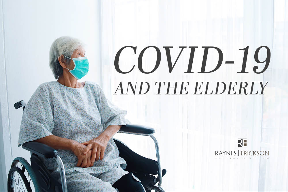 CORONAVIRUS AND THE ELDERLY