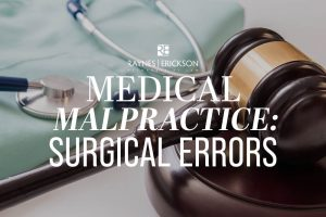 Southern California surgical error lawyer