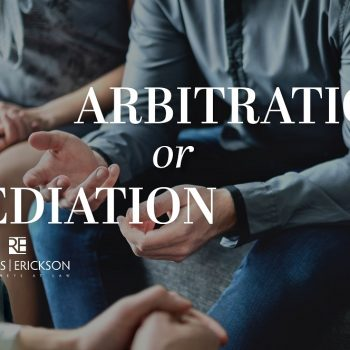 Arbitration or Mediation