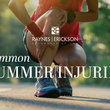 Common Summer Injuries