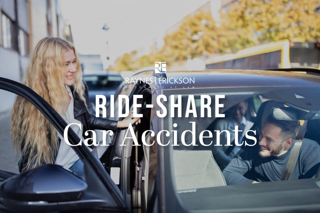 Rideshare Car Accidents