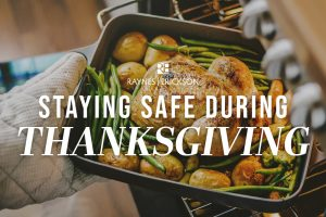 common Thanksgiving injuries