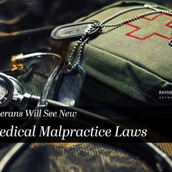 medical malpractice laws for veterans
