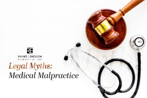 Common medical malpractice misconceptions